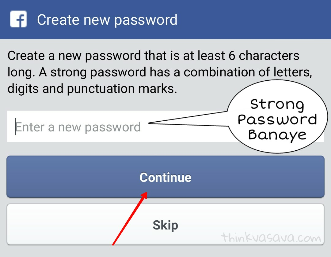 Facebook account recovery tarika