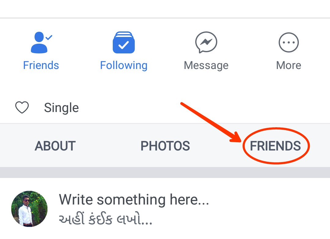 How to add mutual friends on facebook lite