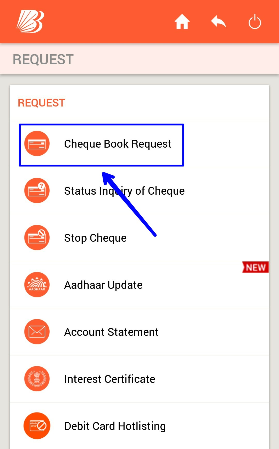 Bank of baroda check book online order kaise kare