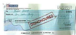 Cheque Bounce in hindi
