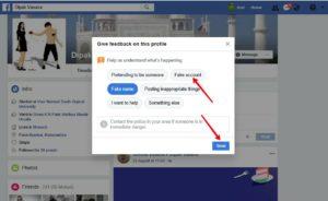 dusre ki facebook id kaise block kare