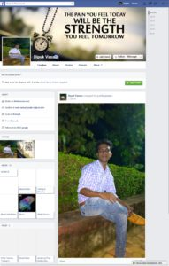 Facebook fake profile link